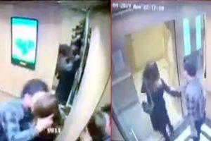 Vụ cô gái trẻ bị sàm sỡ trong thang máy chung cư: Giám đốc Công an Hà Nội lên tiếng