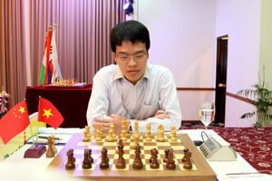 Kỳ thủ số 1 Việt Nam Lê Quang Liêm nói về những thay đổi tích cực ở FIDE