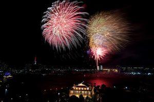 Dịp lễ 30.4, TP.HCM tổ chức bắn pháo hoa nghệ thuật ở 3 điểm