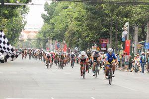 Giải xe đạp nữ quốc tế Bình Dương 2019: Tay đua Jutatip lần thứ 3 thắng chặng