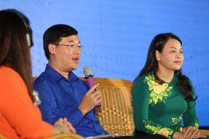 Anh Lê Quốc Phong: 3 nữ là Gương mặt trẻ Việt Nam tiêu biểu 2018