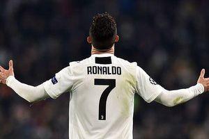 Nhờ Ronaldo, Juventus lập kỳ tích 13 năm có một lần