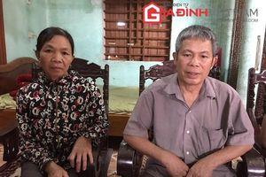 Hà Tĩnh: Dân 'tố' sỹ quan công an nhận hàng trăm triệu đồng chạy việc rồi 'mất hút'