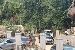 Bắt khẩn cấp đối tượng gài mìn tại xã Thu Cúc, Phú Thọ