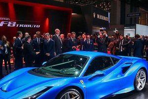 'Ngựa chồm' Ferrari F8 Tributo ra mắt: Kế thừa tinh hoa từ đàn anh 488 GTB