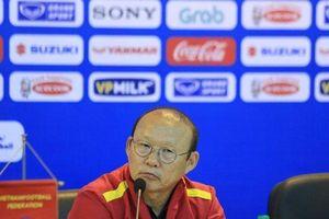 Tiết lộ bất ngờ của HLV Park Hang-seo về 'kế sách' của U23 Việt Nam trong các giải đấu