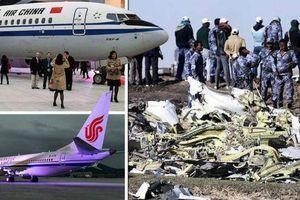 Tập đoàn Boeing lao đao sau thảm họa của 737 MAX 8 tại Ethiopia