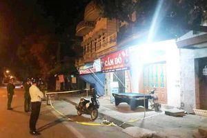 Mâu thuẫn tại tiệm cầm đồ, 1 thanh niên bị đâm chết