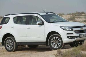 Về tay VinFast, Chevrolet Trailblazer được ưu đãi giảm giá 50 triệu đồng