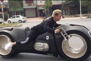 Siêu mô tô tiền tỷ bất ngờ khui thùng ở Hà Nội, không phải của Phúc XO