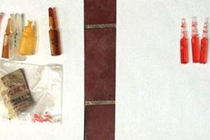 Hà Nội: 6 trẻ em bị ngộ độc do uống nhầm thuốc diệt chuột nhặt ở ven đường