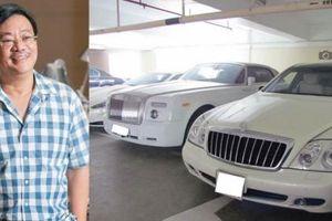 Hầm siêu xe trăm tỷ của Chủ tịch Masan gây xôn xao cộng đồng mạng
