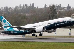 Cấm Boeing 737 MAX bay trên vùng trời Việt Nam
