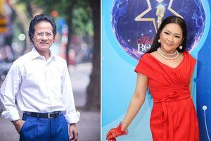 Chế Linh lần đầu đứng chung sân khấu với Như Quỳnh tại Hà Nội