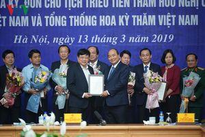 Thủ tướng khen VOV tuyên truyền tốt Hội nghị Thượng đỉnh Mỹ-Triều