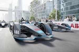 Giải vô địch đua xe điện thế giới ABB Formular E: Mở đường cho tương lai