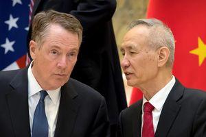 Tương lai thỏa thuận thương mại Mỹ-Trung còn 'mờ mịt'