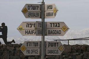 'Ám chỉ' bất ngờ từ Bộ Ngoại Mỹ về số phận Cao nguyên Golan trong tay Israel
