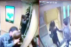 Vụ sàm sỡ nữ sinh trong thang máy ở quận Thanh Xuân: Đối tượng thừa nhận vi phạm!