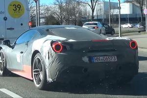 'Chiến mã' Ferrari sắp có động cơ V6 hoàn toàn mới mạnh 723 mã lực