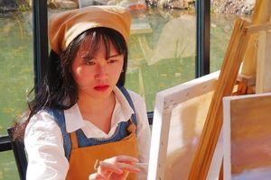 3 giờ trải nghiệm làm họa sĩ ở Đà Lạt mộng mơ