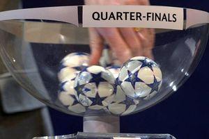 Lộ diện 8 đội bóng chính thức vào tứ kết Champions League