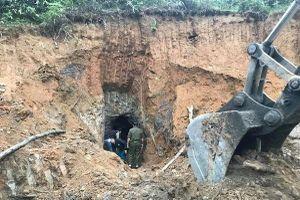 Nghệ An: Ba người tử vong do sập mỏ thiếc cũ khi đi mót quặng