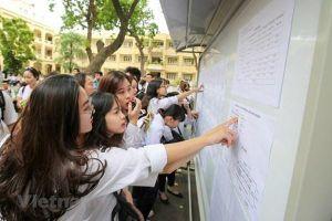 Sở GĐĐT Hòa Bình lên tiếng việc cập nhật điểm thật của thí sinh gian lận