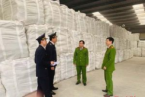 Bắt vụ làm giả 18.000 tấn xi măng Long Sơn để xuất khẩu