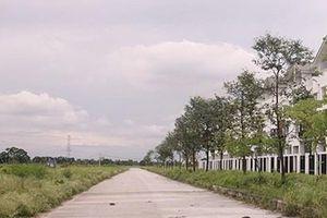 Kiểm tra phản ánh nhiều dự án đô thị tại Mê Linh bị bỏ hoang