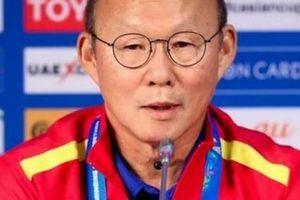 Cầu thủ Việt kiều nhận tin cực vui từ HLV Park Hang-seo