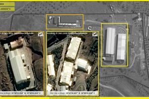 Ảnh vệ tinh phát hiện bí mật sốc của Iran ở Syria