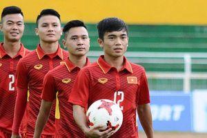 Lương Hoàng Nam tự tin U23 Việt Nam sẽ giành ngôi đầu bảng K