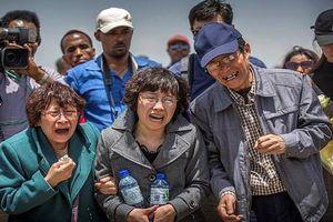 Thảm kịch rơi máy bay Ethiopia: Tận cùng nỗi đau người ở lại