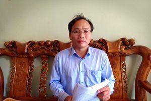 Sai phạm tại Hội đồng thi tuyển giáo viên huyện Trà Bồng (Quảng Ngãi)