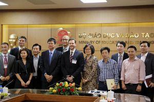 Tìm kiếm cơ hội hợp tác, đầu tư Giáo dục tại Việt Nam