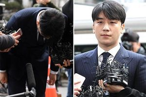 Lộ tin nhắn 'tố' Seungri môi giới mại dâm 10 triệu won/ người