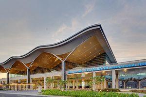Nhà ga quốc tế Cam Ranh vào Top 5 Routes Asia 2019 Marketing Awards