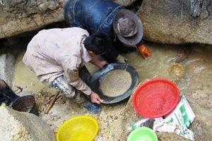 Nghệ An: Sập hầm quặng, 3 người tử vong