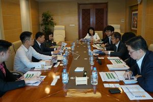 PV Power làm việc với các ngân hàng quốc tế
