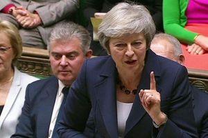 Thủ tướng May tức giận ra tối hậu thư cho các nghị sỹ Anh