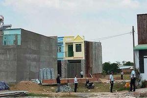 TP.HCM xử lý xây dựng không phép tại huyện Bình Chánh