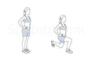 Bài tập squat cực đơn giản giúp vòng 3 thêm căng tròn