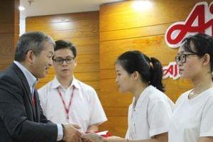 Đẩy mạnh hoạt động cải thiện dinh dưỡng Việt Nam