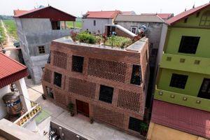 15 công trình ấn tượng nhất thế giới 2019, Việt Nam góp mặt bằng ngôi nhà gạch mộc