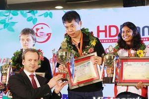 Siêu đại kiện tướng Wang Hao vô địch giải Cờ vua quốc tế HDBank 2019