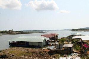 Phú Yên quyết liệt xử lý tình trạng lấn chiếm thắng cảnh đầm Ô Loan