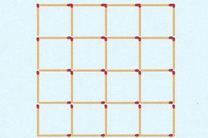 Bài toán 'xóa bỏ ô vuông' gây 'nhức não' nhất