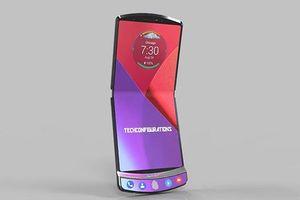 Điện thoại uốn gập của Motorola rò rỉ: giá mềm, phù hợp túi tiền người dùng?