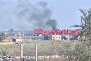 35 tay súng IS thiệt mạng, hàng trăm phần tử khủng bố đầu hàng ở Deir Ezzor